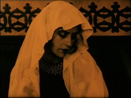 Olga Raphael-Linden - The President (1919)